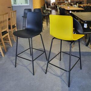 כסאות בר פלסטיק למטבח