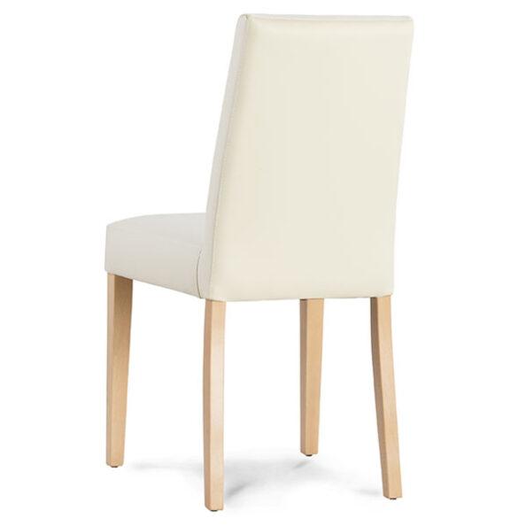 כסא אנטוני מאחורה שמנת