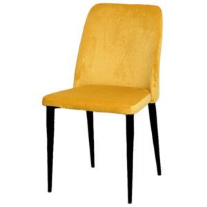 כסא קלרה חרדל