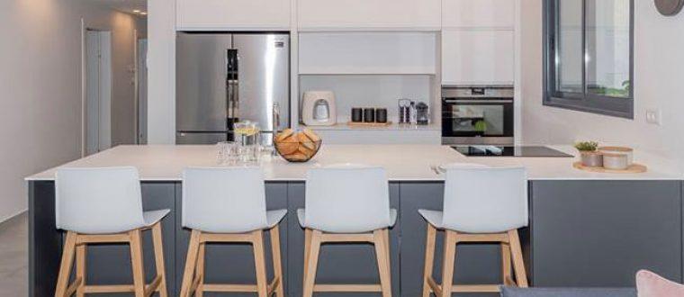 מתי כדאי להוסיף כסאות בר למטבח