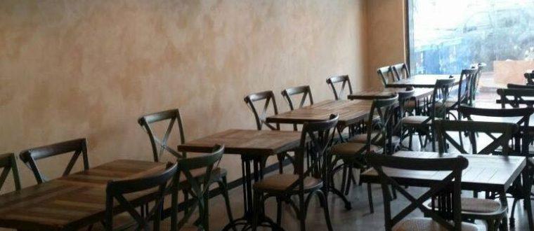 עיצוב כסאות למסעדות ובתי קפה יוקרתיים