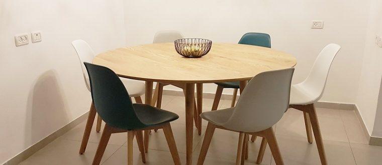 אינסוף אפשרויות של כסאות לפינת אוכל
