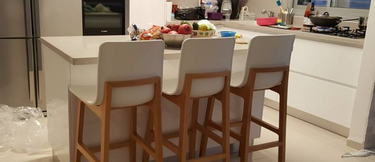 טיפים על כסאות בר למטבח