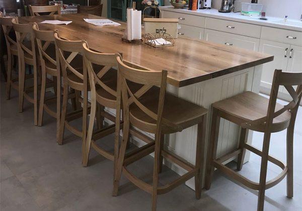 לעצב את הבית עם כסאות בר מעוצבים