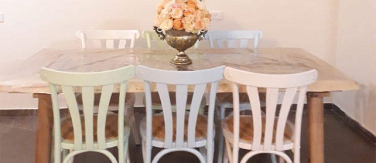 דגשים וטיפים על כסאות לחדרי אוכל