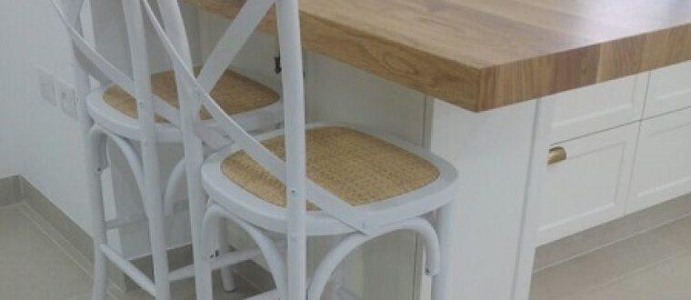 כסאות בר למטבח המתאימים לבית עם ילדים