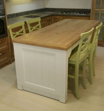 כסאות בר למטבח כפרי ומשפחתי