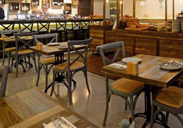 איך לבחור כסאות למסעדה
