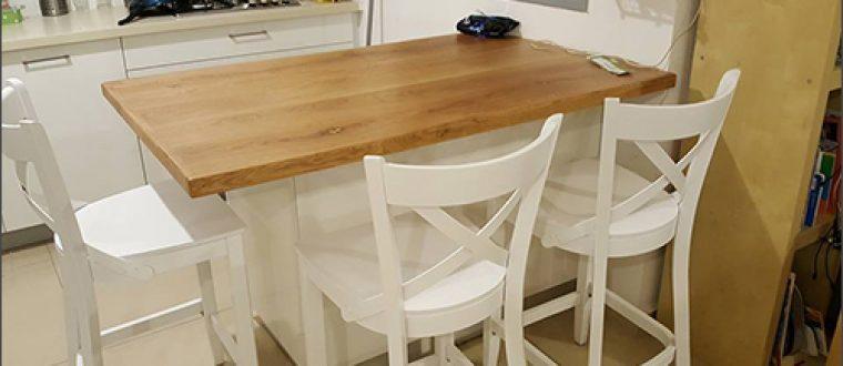 כיסאות בר למטבח המשפחתי