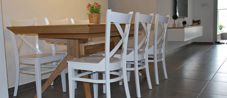 דגשים חשובים לפני בחירת כסאות לפינת אוכל