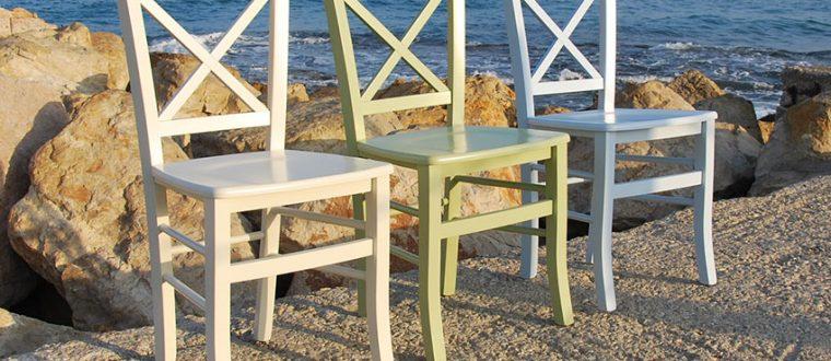 התאמת כסאות לשולחן אוכל